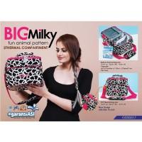 Cooler thermal bag asi gabag sling big milky cow free 2 ice gel besar