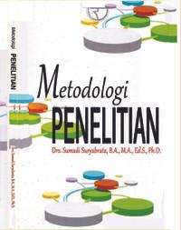 Buku Metodologi Penelitian Sumadi Suryabrata