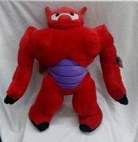 Boneka Baymax Big Hero 6 Merah