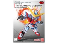 SD EX Standard Try Burning Gundam by  Bandai