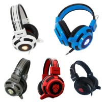 Rexus F15S Gaming Headset F-15S Vonix LED Light With LED Mic