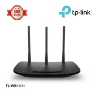 TP-LINK TL-WR940N 450Mbps Wireless Router - Black