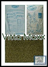 makanan pakan kelinci vittamaxx 1kg sekelas nova rabbit food vitamax