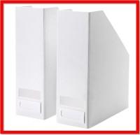 IKEA TJENA - File majalah. putih