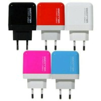 WELLCOMM FAST CHARGE 3.0A/CHARGER