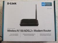 D-LINK DSL-2730E Wireless N150 Adsl2+ Modem Router