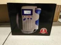 Fetal Doppler LCD LOTUS / Alat Deteksi Detak Jantung Janin