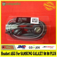 Headset Handsfree AKG For SAMSUNG GALAXY S8 S8 PLUS ORIGINAL OEM