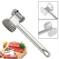 Palu Daging Meat Tenderizer Pelunak Daging Hammerhead Onion Crusher