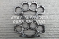 Twin Knuckle / Tinju BESI Kembar, Model Double Atau Ganda