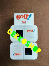 Bolt MAX Unlock All GSM Mobile Wifi