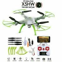 DRONE QUADCOPTER SYMA X5HW WIFI FPV CAMERA ALTITUDE HOLD
