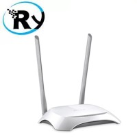 TP-LINK TL-WR840N v2 300MBps Wireless Router 2 Antenna
