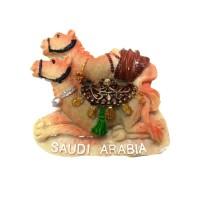 arab saudi souvenir arab saudi tempelan kulkas khas arab saudi mekkah