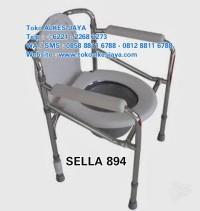 Kursi BAB SELLA 894 Commode Chair