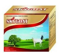 SkyGoat Coklat - Susu Bubuk Kambing Etawa Coklat