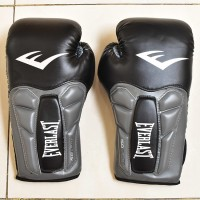 EVERLAST PRIME LEATHER TRAINING GLOVES - SARUNG TANGAN TINJU MUAY THAI
