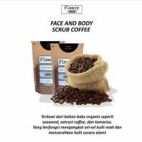 FLEECY FACE and BODY SCRUB LULUR COFFEE KOPI ORIGINAL