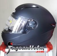 ZEUS Helm ZS811 SOLID ZS-811 Import ZS 811 Fullface + Smoke Visor