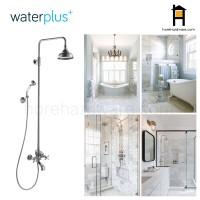 harga Waterplus shower column tiang set mrb 012 classic chic ikea style Tokopedia.com