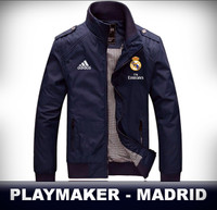 Promo Jaket Parasut Bola Murah Playmaker Real Madrid