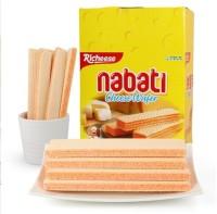 Richeese Nabati Wafer 8gr (1box isi 20pcs)