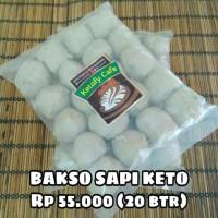 BAKSO SAPI KETO (KHUSUS JNE YES DAN GOJEK YA)
