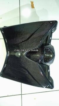 yamaha nmax panek laci carbon kevlar termasuk part original yamaha