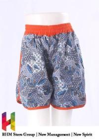 Celana Kolor Pantai wanita / Celana Pendek Santai / Hotpant