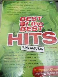 BUKU BEST OF THE BEST HITS KUMPULAN CHORD GITAR LAGU - LAGU TERBAIK ar