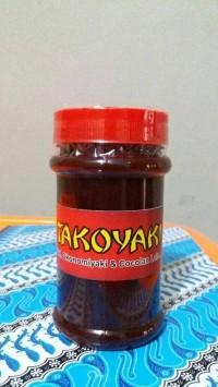 Saus Takoyaki 230 ml + Bonus 1 Tepung Takoyaki Halal Yoidesu
