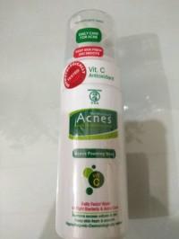 Acnes Foaming Wash 100 ml Treatment series
