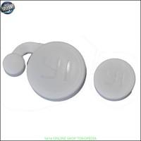 Penutup lensa camera Plastic Lens Cap Cover for Xiaomi Yi White Y1312