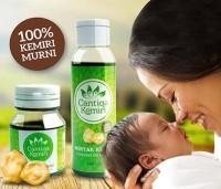Paket Minyak & Saripati Cantiqa Kemiri (Aman utk Bayi, Bumil & Busui)