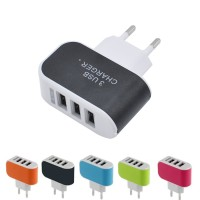 Smart Adaptor Charger 3 PORT USB