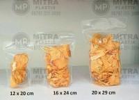 Plastik Klip Berdiri / Standing Pouch 14x22cm, 50pcs