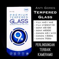 tempered glass Fujifilm Xt10 Xt20 fuji anti gores screen protector