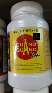 Pupuk Organik Padat Guano Buah - 500gr