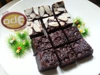 Brownies Panggang (Original/Almond/Chocochips/Raisin)