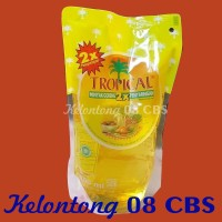 Minyak Goreng Tropical Pouch 500ml - Ecer