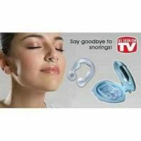 Snore stopper alat anti dengkur