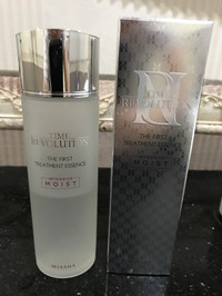 missha time revolution the first treatment essence share in bottle 20m