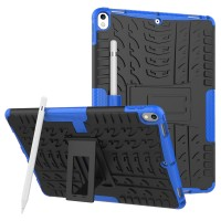 Casing Rugged Armor IPAD PRO 10.5 INCH Kick Stand Soft Case Cover