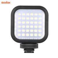Godox LED36 Video Light 36 LED Photographic Lighting 5500--6500K