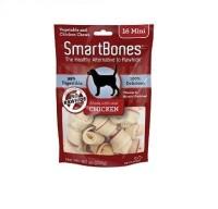 Smartbones Chicken Mini 16pcs Snack Dental Anjing