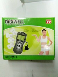 Alat pijat digital terapi Digiwell seperti reiki
