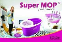 Bolde Super Mop Premiere Alat Pel Serba Otomatis Tangan Tetap Bersih