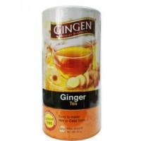 Gingen Ginger Tea Bag - Teh Jahe Celup No Caffeine Halal