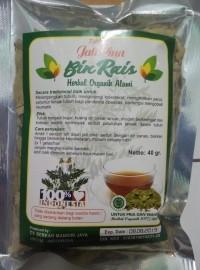 Teh Daun Jati Cina Original 100% Alami ( Herbal Organic Tea, Teh Pelan