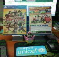 PS4 Warriors All Stars (R3 / Reg 3 / English, Playstation 4 Game)